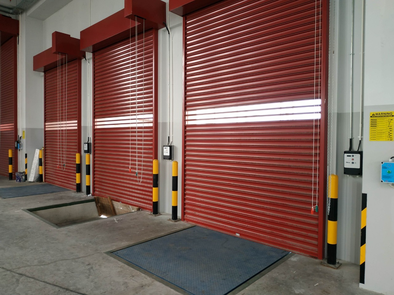 high speed door jakarta