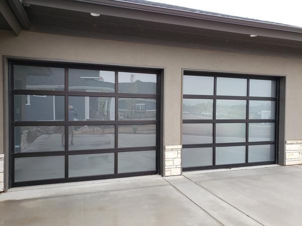 Jual Pintu Garasi Aluminium Sectional Door Superteknik Com