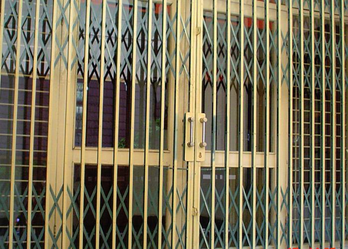 folding gate jakarta